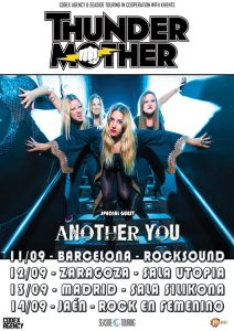 Fechas concierto Thundermother